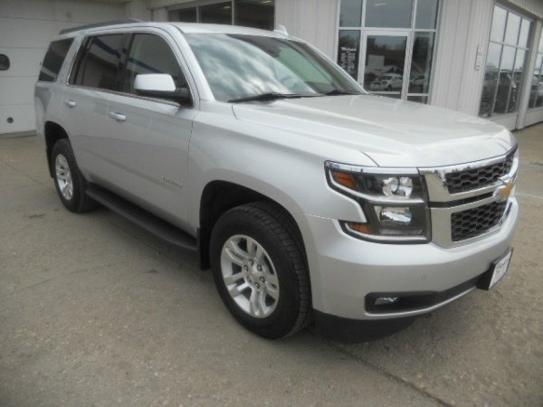 2015 Chevrolet Tahoe LT LUXURY PACKAGE