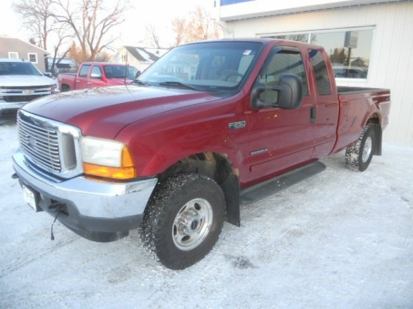 2001 Ford Super Duty F-250 XLT 7.3L POWERSTROKE DIESEL