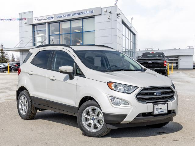 2020 Ford EcoSport SE NAV | CONV PKG | REMOTE START