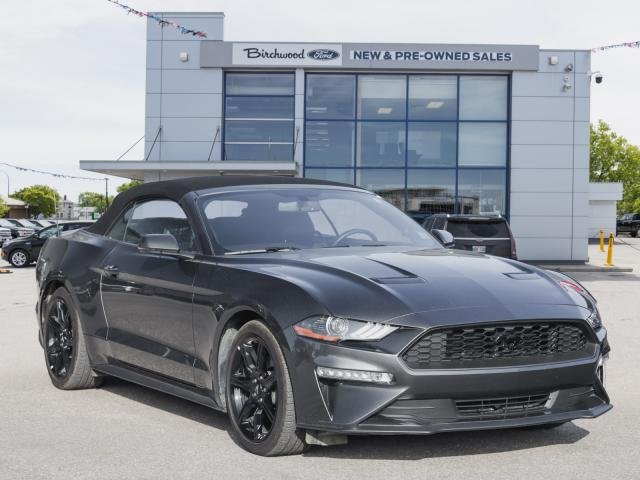 2019 Ford Mustang EcoBoost Premium NAV | 10-SPEED AUTO