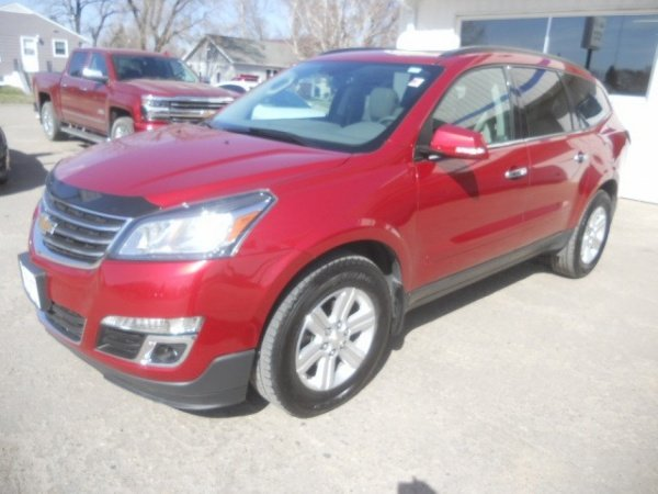2014 Chevrolet Traverse 2LT LEATHER with DVD