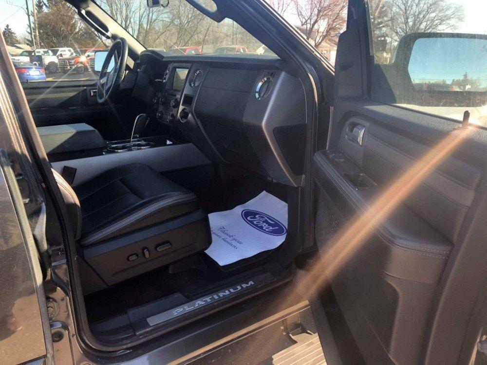 2016 Ford Expedition Max Platinum