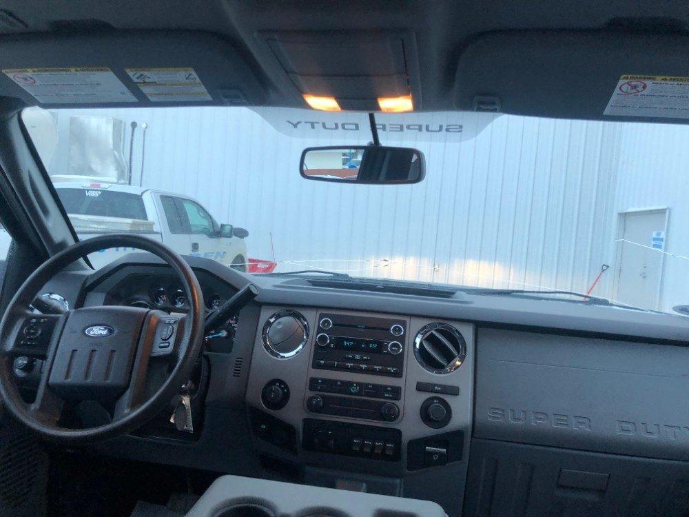 2015 Ford SUPER DUTY F-350 SRW XLT Crew 4X4 diesel