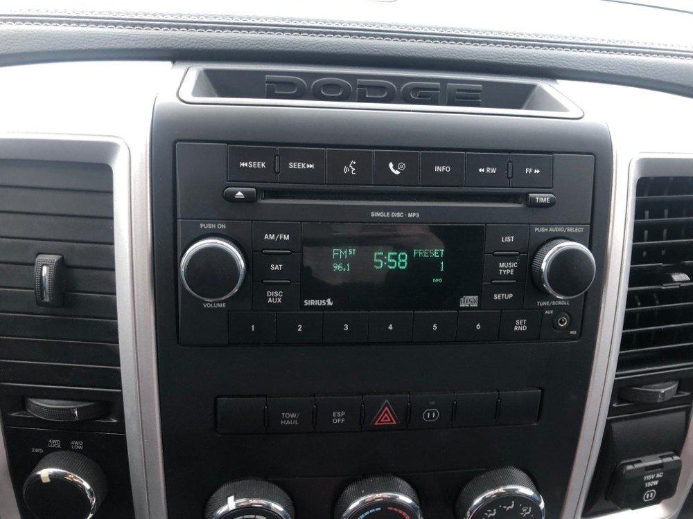 2009 Dodge RAM 1500 SLT Sport
