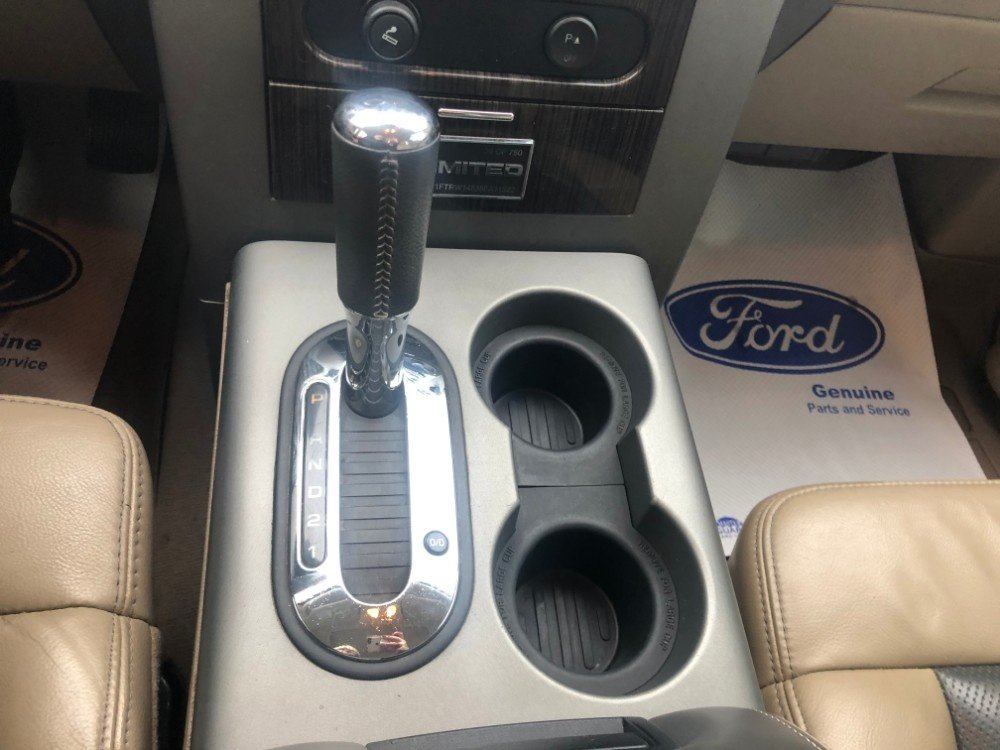 2008 Ford F-150 Lariat Limited