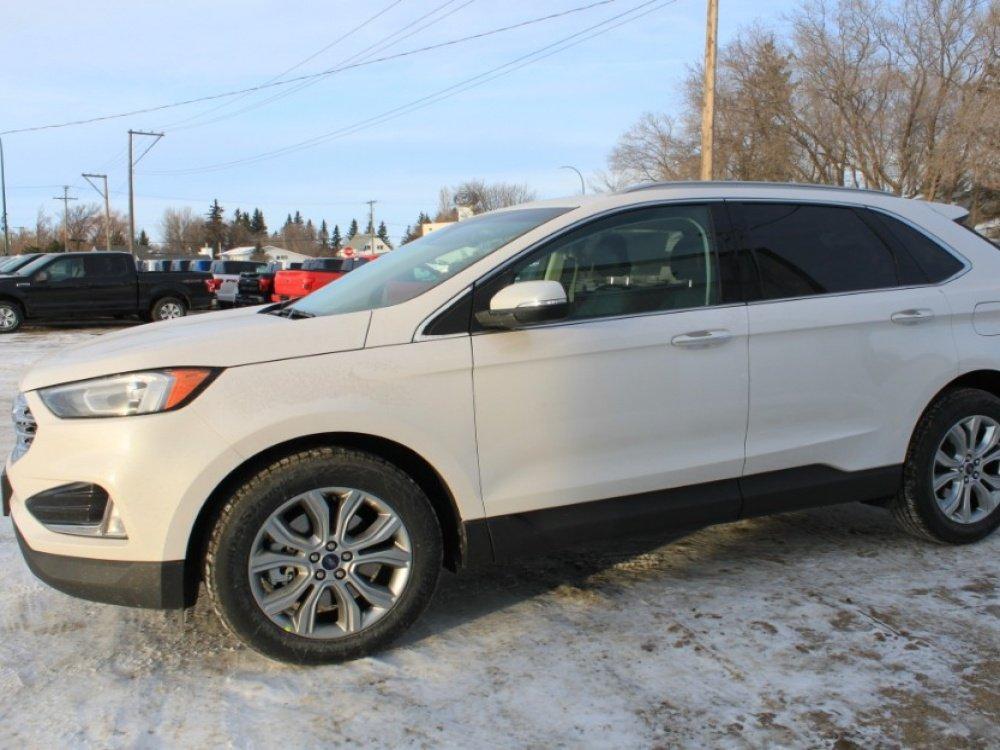 2019 Ford Edge Titanium