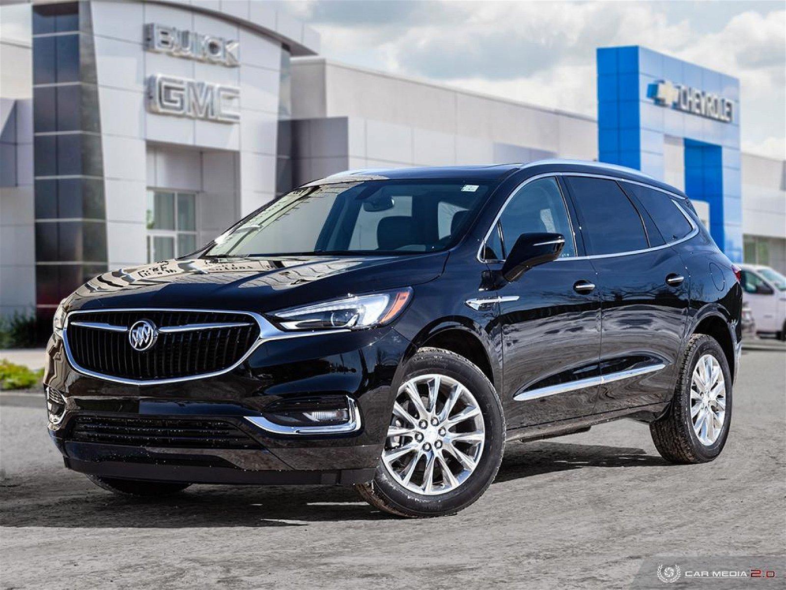2019 Buick Enclave Essence AWD, stock no. G19609 ...