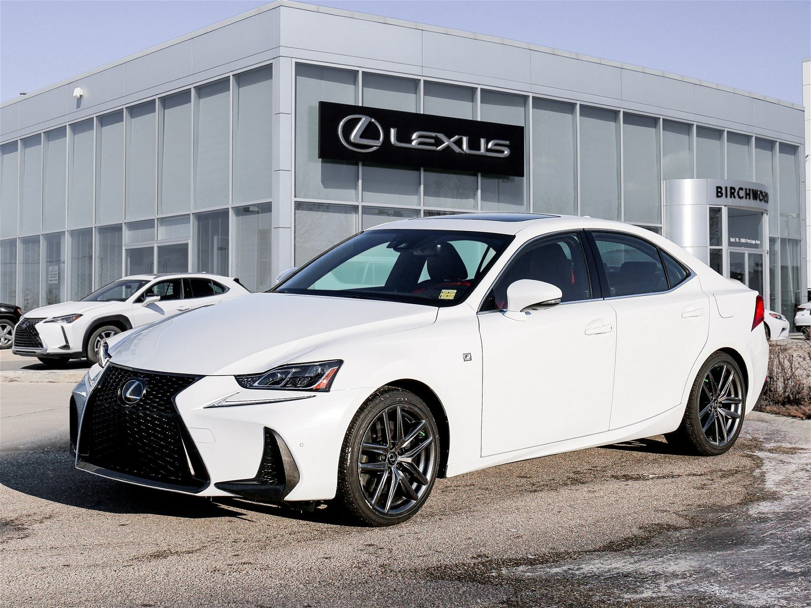 2020 lexus is 350 f sport, stock no. lx20063 - birchwood lexus
