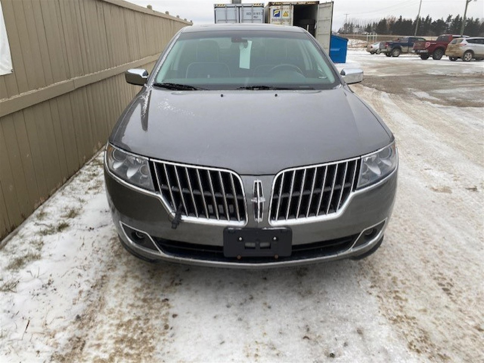 2010 Lincoln MKZ 4dr Sdn AWD