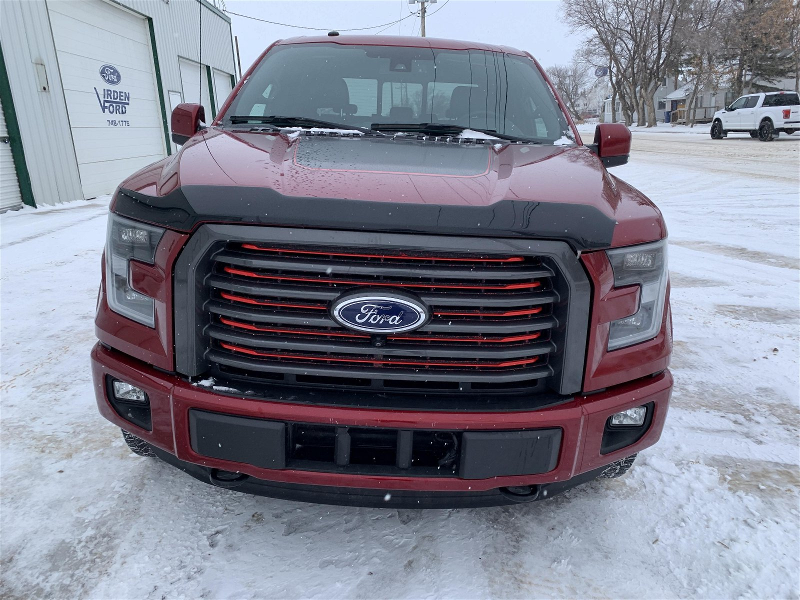 2016 Ford F-150 Lariat Sport Special Edition, pano roof, pwr boards