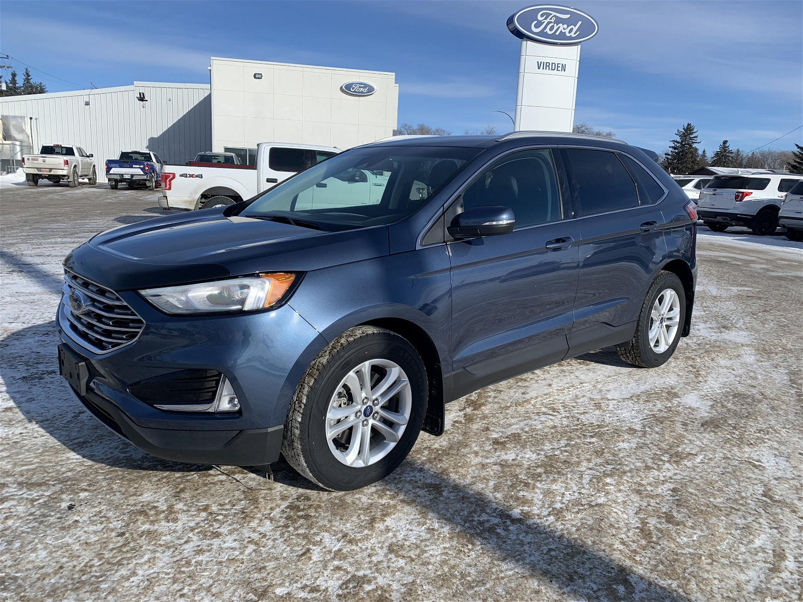 2019 Ford Edge SEL AWD Leather