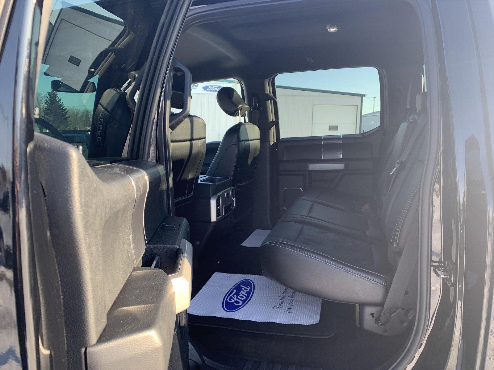 2018 Ford F-150 LARIAT Sport 4x4 3.5 ECO BOOST