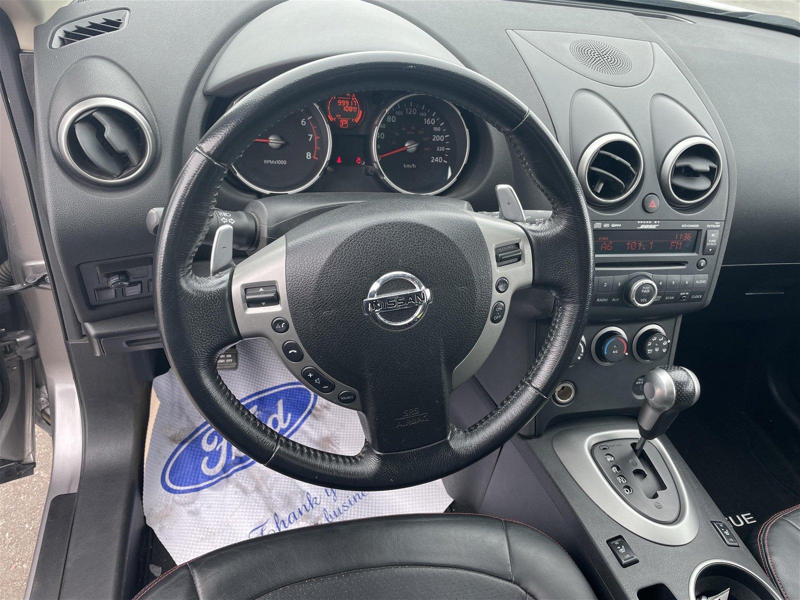 2010 Nissan Rogue SL AWD Leather