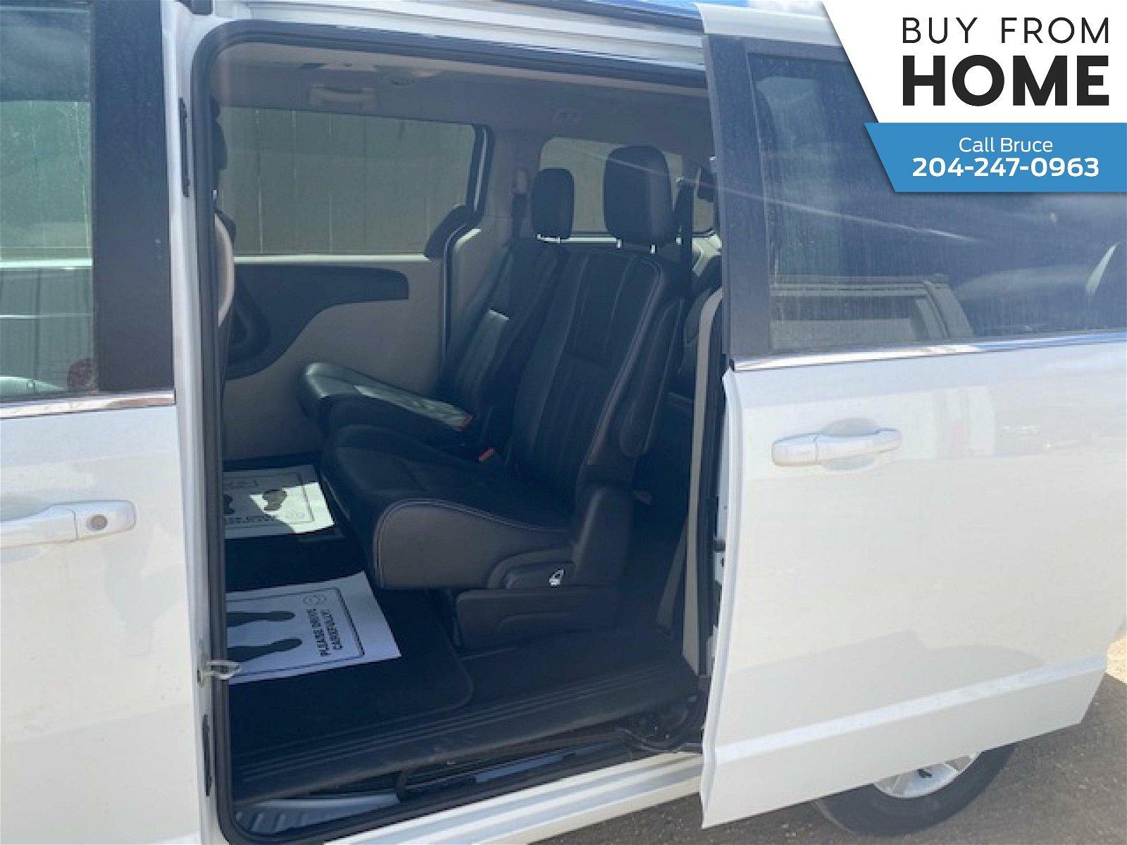 2019 Dodge Grand Caravan Crew Plus
