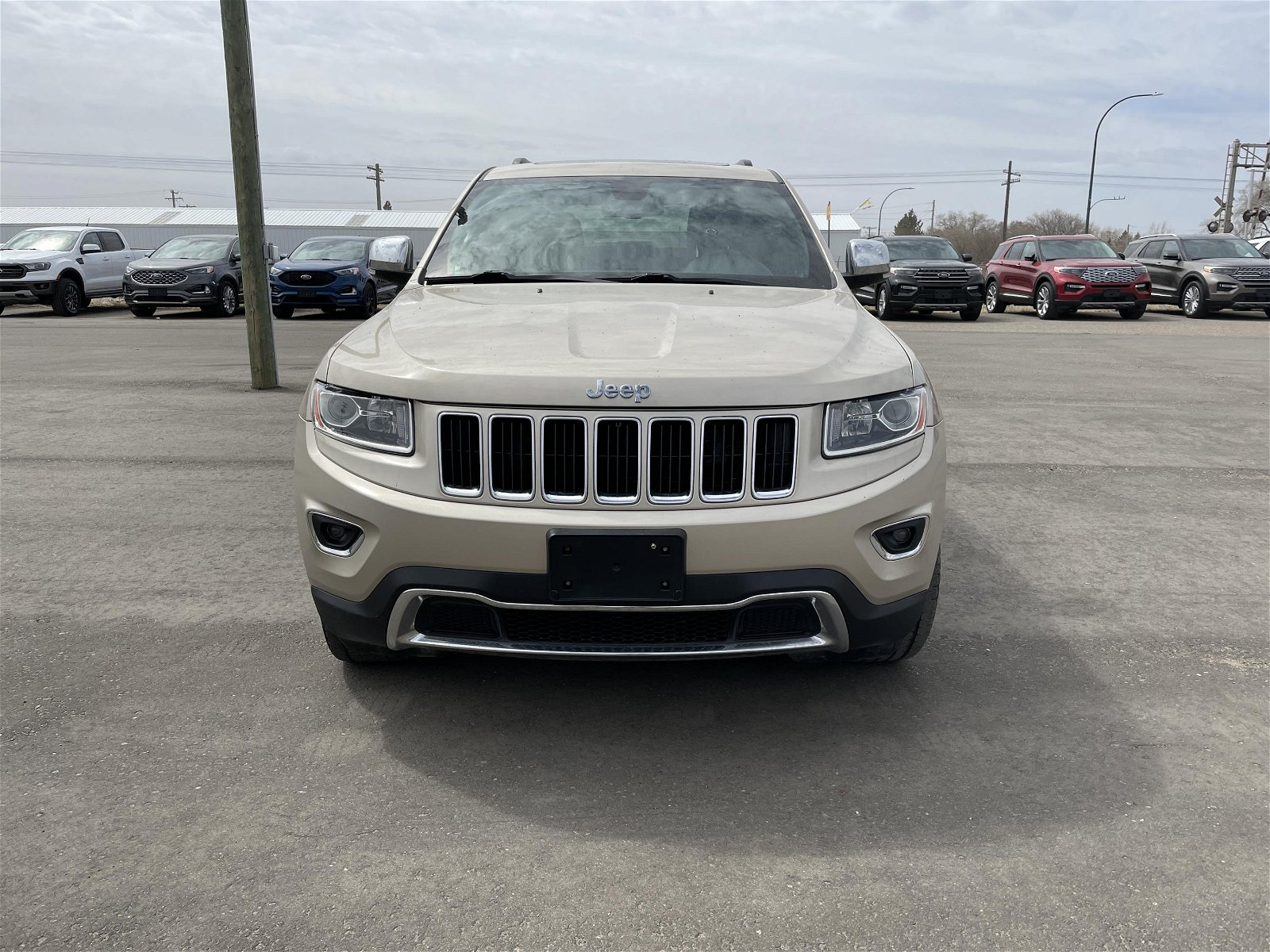 2014 Jeep Grand Cherokee Premium