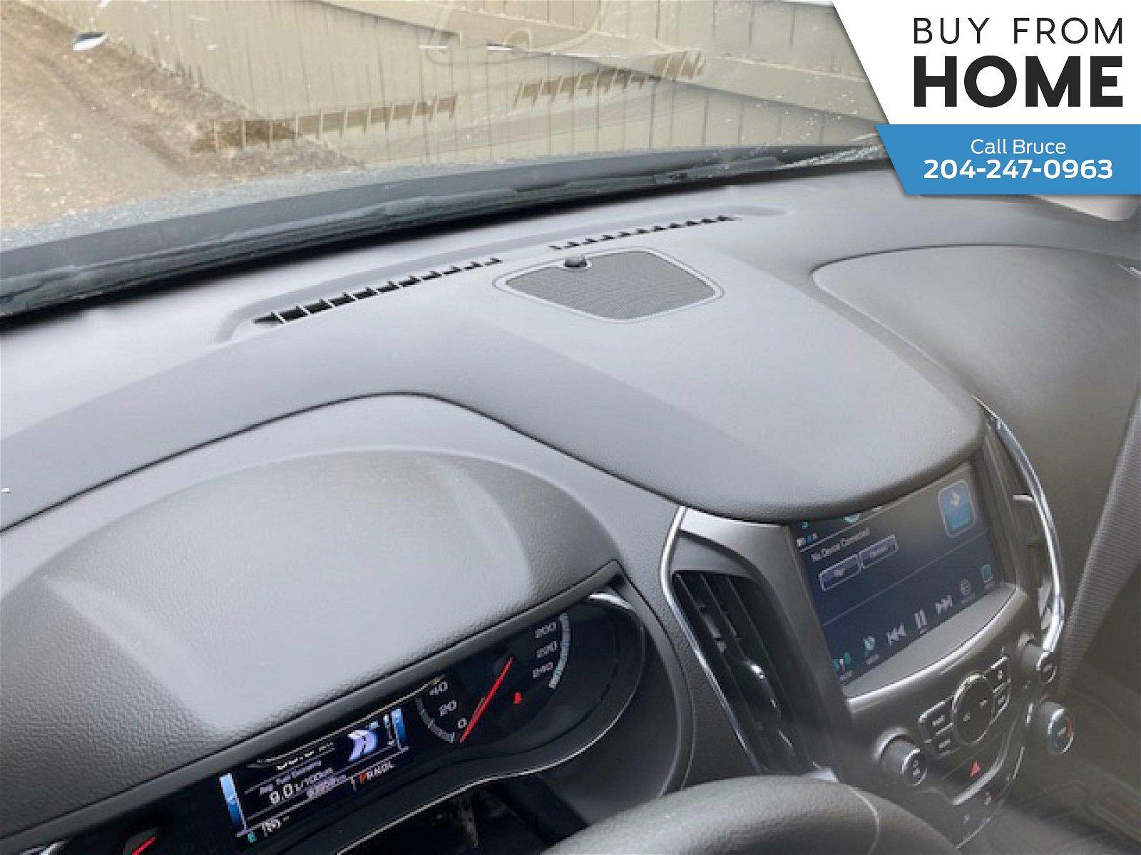 2017 Chevrolet Cruze LT