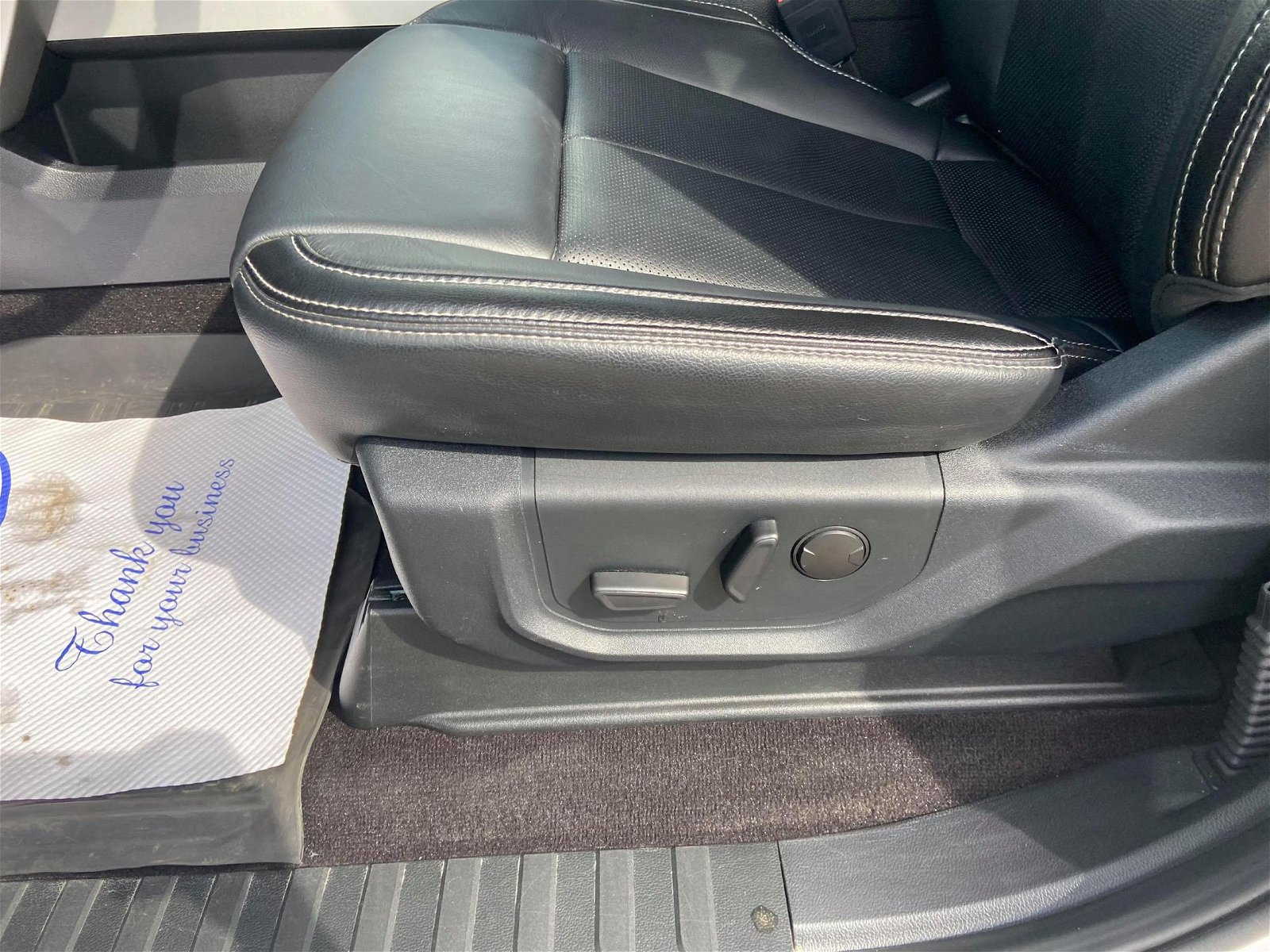 2020 Ford F-150 LARIAT Sport 502A Moonroof