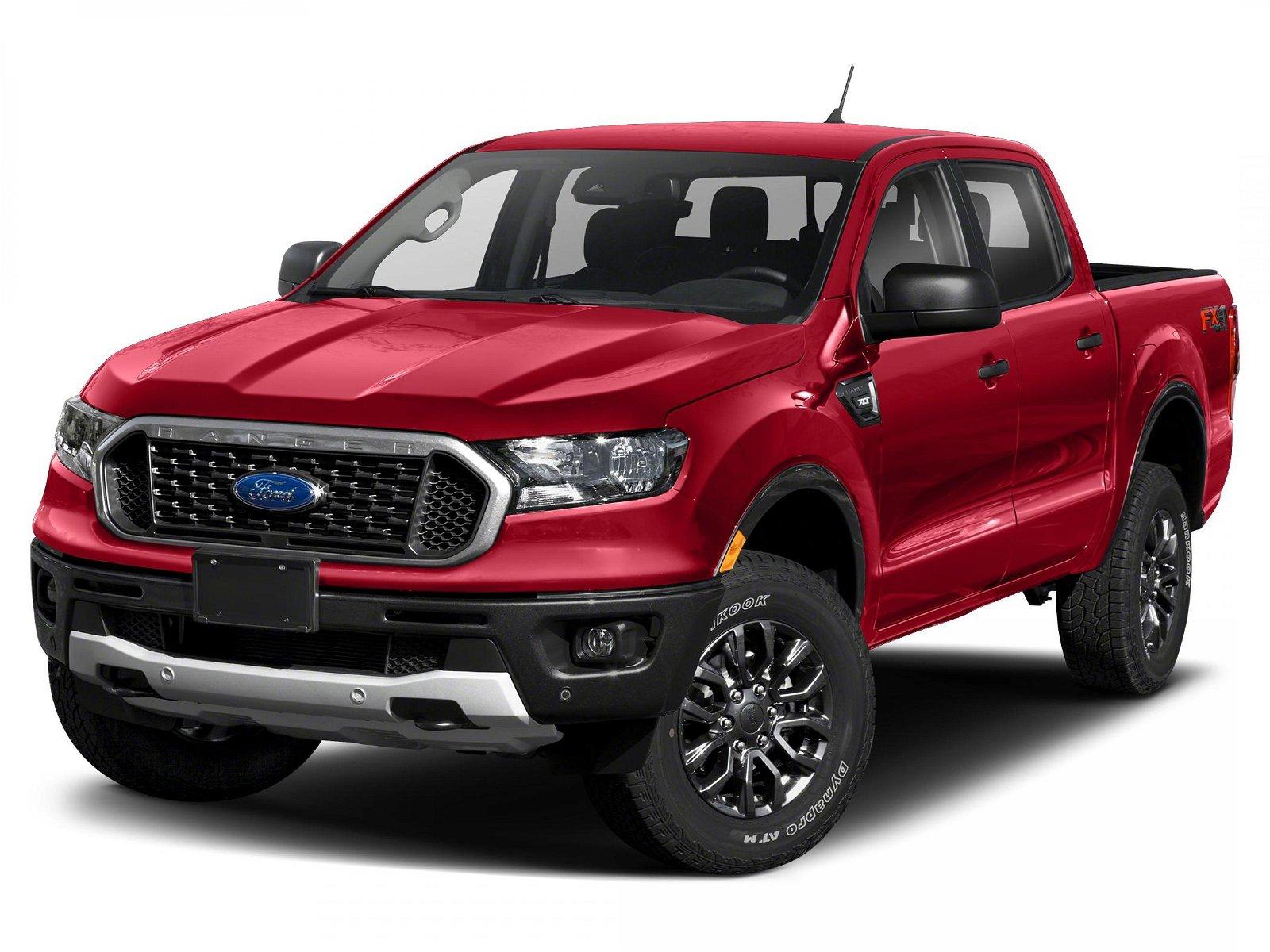 2020 Ford Ranger XLT Crew 302a