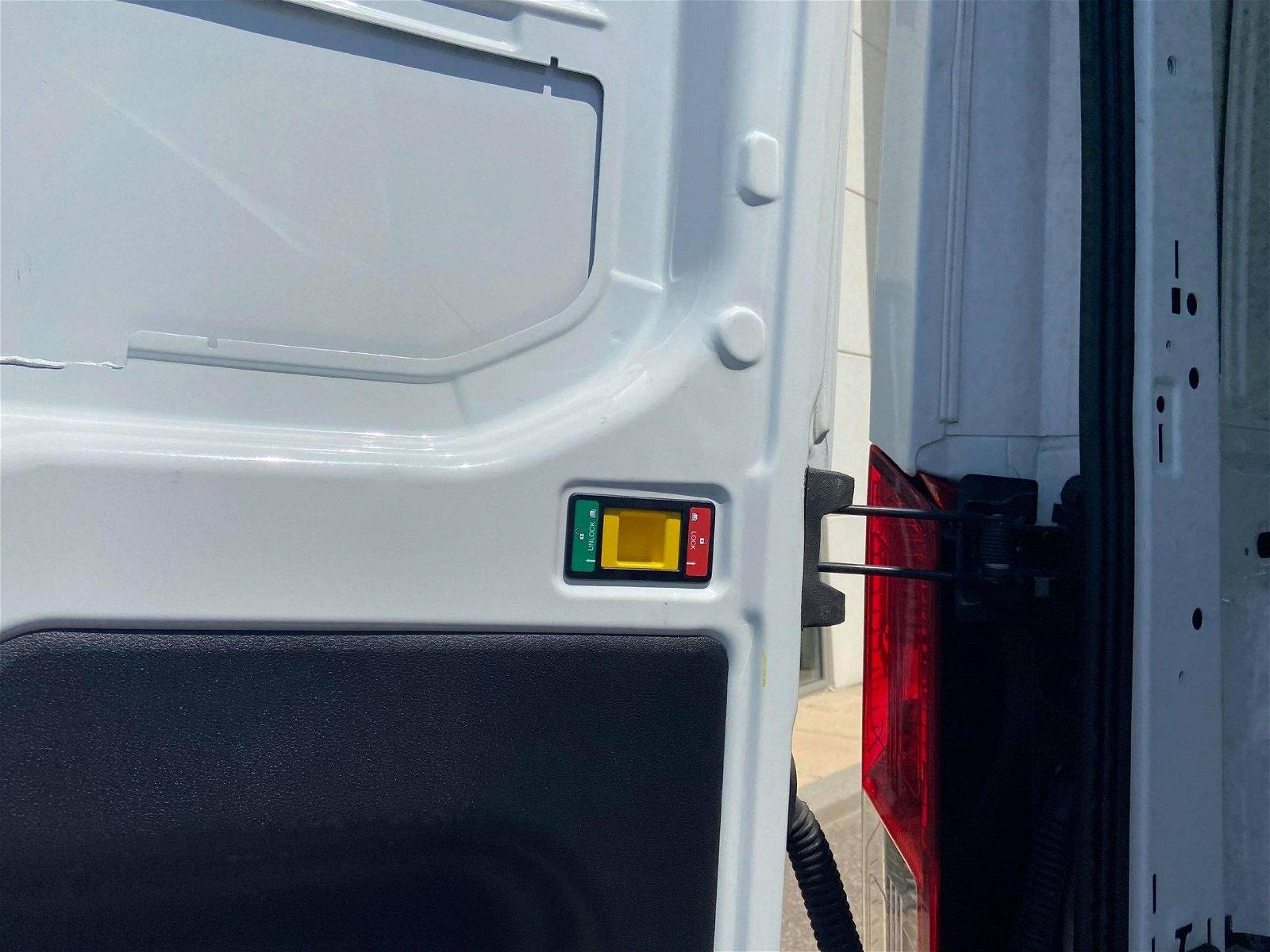 2019 Ford Transit Van T-250 148 Med Rf 9000 GVWR Sliding RH Dr Cargo Van