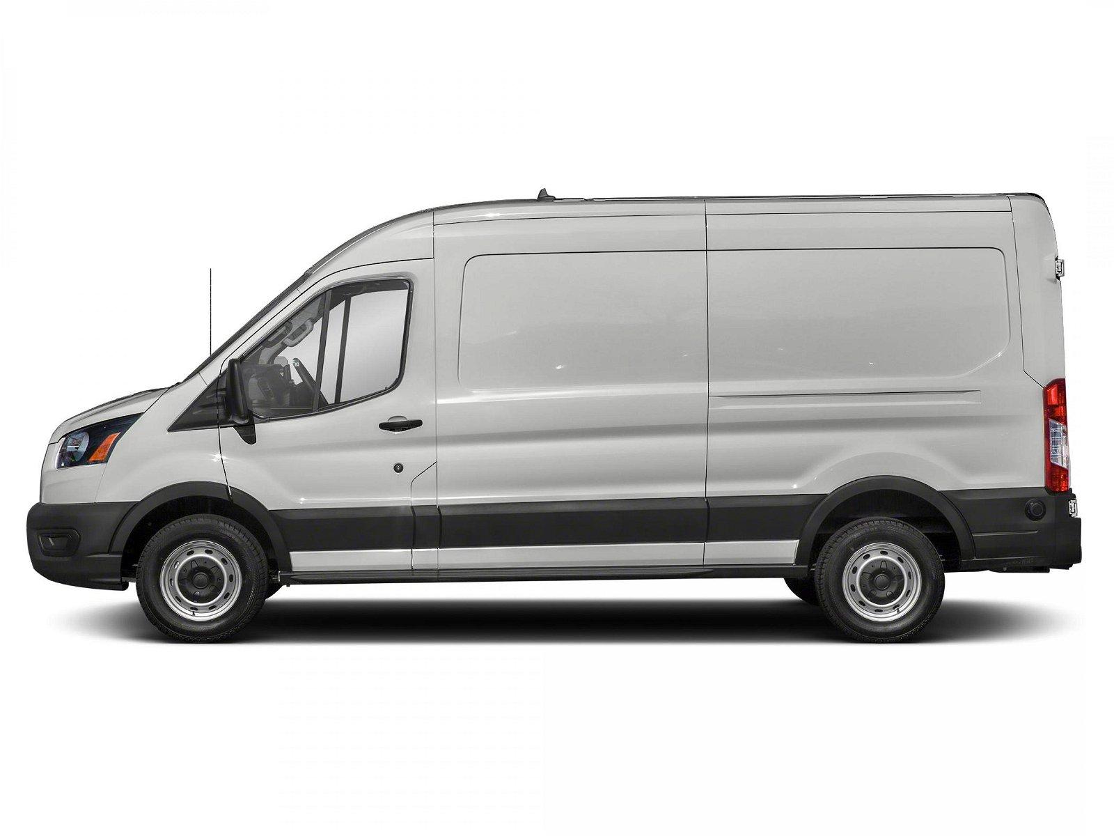 2020 Ford Transit Cargo Van T-250 130 Med Rf 9070 GVWR RWD CARGO VAN