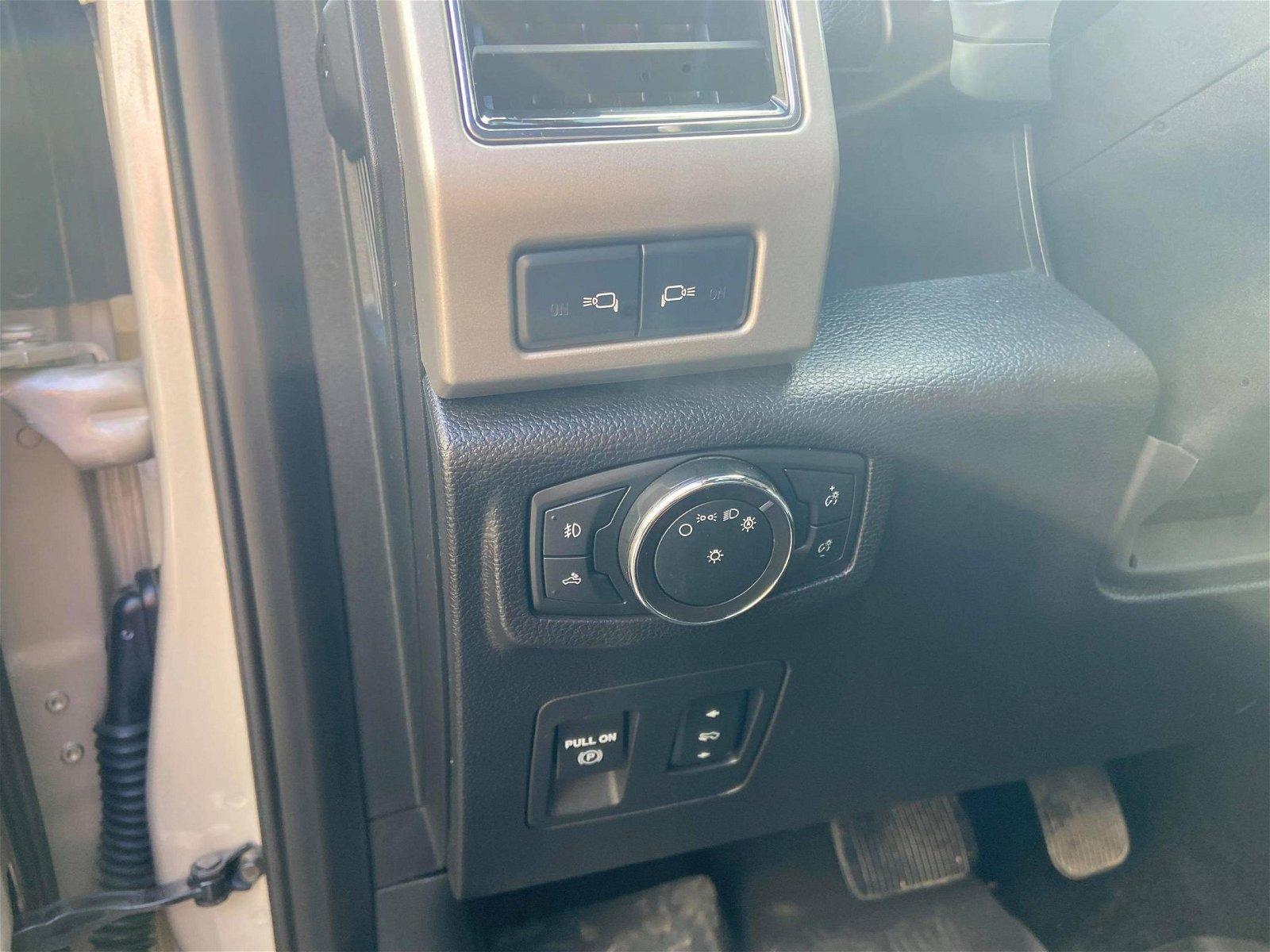 2018 Ford F-150 LARIAT 502A 5.0V8