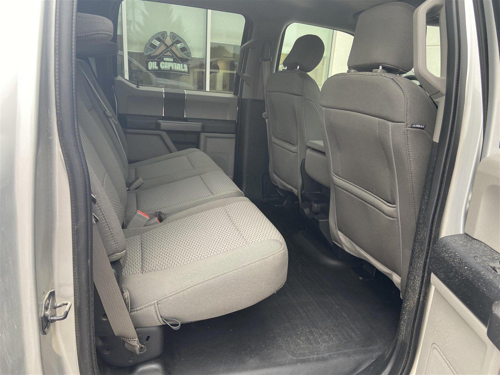 2019 Ford F-150 XLT 5.0V8 Crew