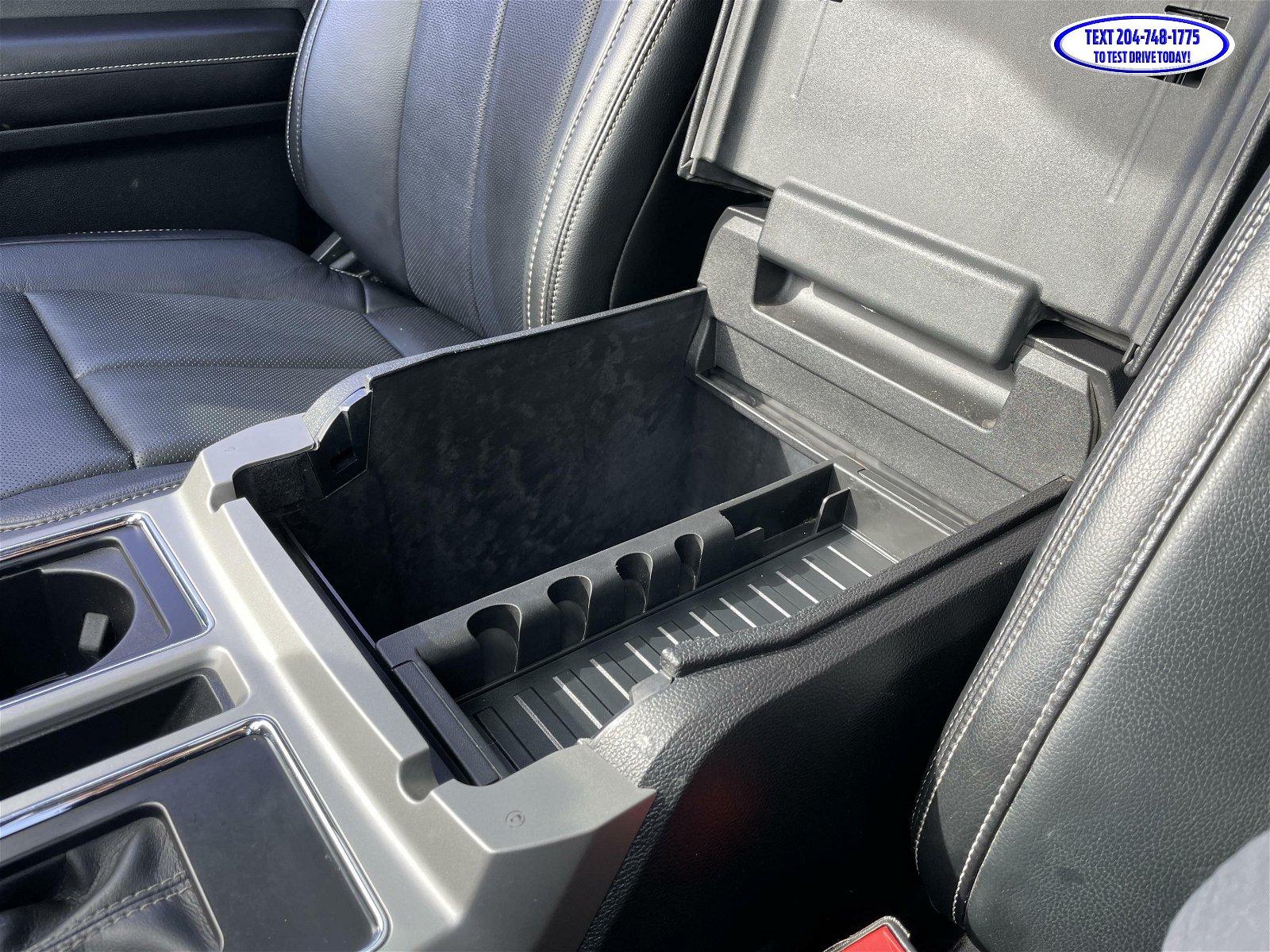 2018 Ford F-150 LARIAT Sport 502A Diesel